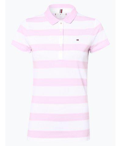 36cb0653dad590 Tommy Hilfiger Damen Poloshirt - New Chiara online kaufen | PEEK-UND ...