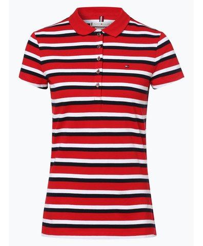 f521e22333f973 Tommy Hilfiger Damen Poloshirt - New Chiara online kaufen | VANGRAAF.COM