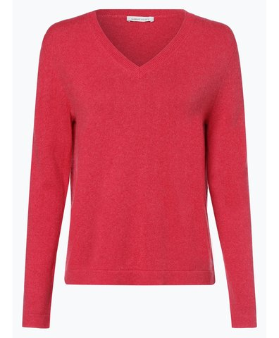 Damen Pullover aus Seiden-Cashmere-Mix