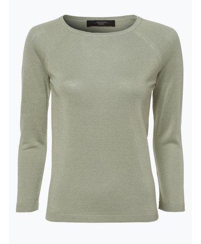 Damen Pullover aus Seiden-Leinen-Mix - Acaici