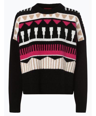 Damen Pullover mit Alpaka-Anteil - Sairisle