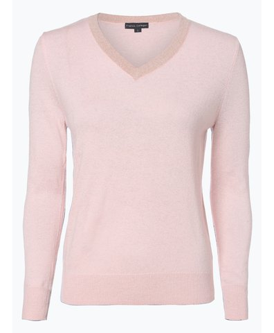 Damen Pullover mit Merino- und Alpaka-Anteil
