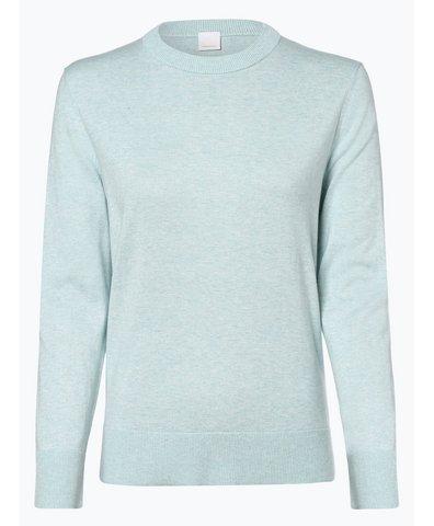 Damen Pullover mit Seiden- und Cashmere-Anteil- Ibinni