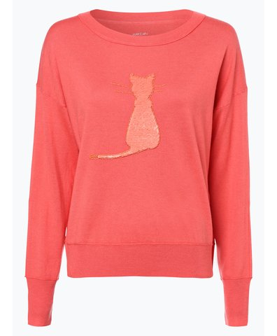 Damen Pullover mit Seiden- und Cashmere-Anteil