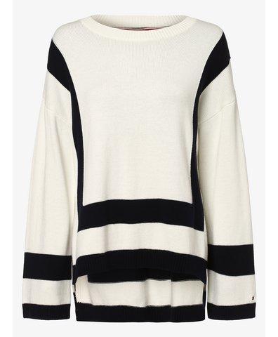 Damen Pullover mit Woll-Anteil