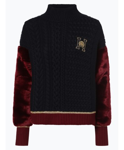 Damen Pullover - Tommy Icons Varsity Sweater