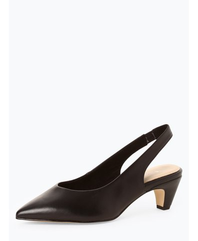 Damen Pumps aus Leder