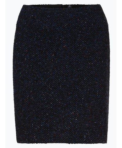Damen Rock mit Seiden- und Alpaka-Anteil