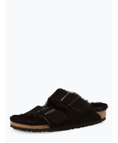 Damen Sandalen aus Leder - Arizona Fur