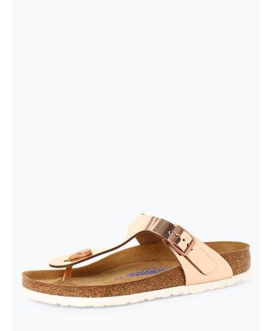 Damen Sandalen aus Leder - Gizeh BS