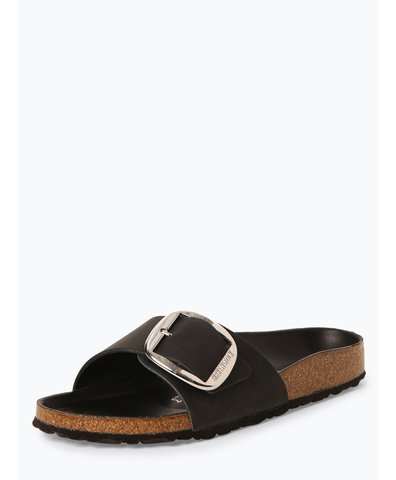 Damen Sandalen aus Leder - Madrid Big Buckle
