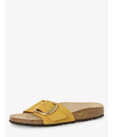 Damen Sandalen aus Leder -Madrid Big Buckle