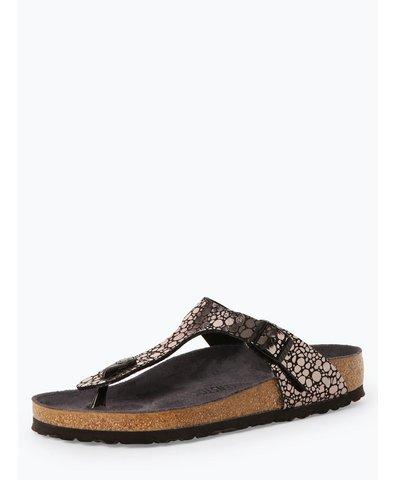 Damen Sandalen mit Leder-Anteil - Gizeh BS