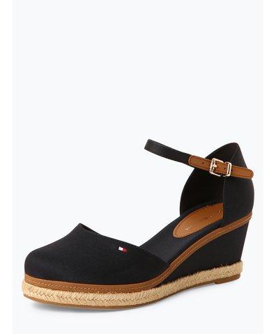 Damen Sandalen mit Leder-Anteil