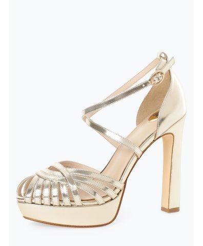 Damen Sandaletten aus Leder - Marigold