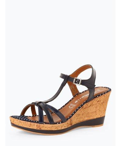 Damen Sandaletten mit Leder-Anteil