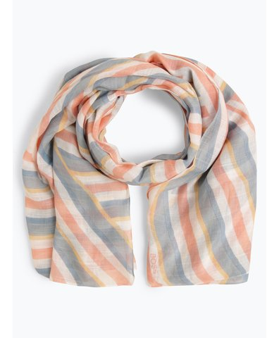 Damen Schal mit Leinen-Anteil - Nawa