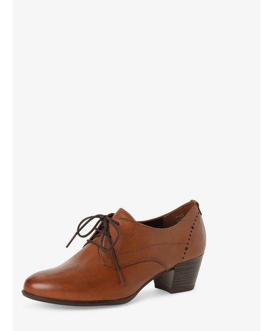 Damen Schnürschuhe aus Leder