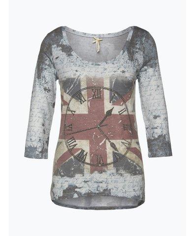 Damen Shirt - Clock