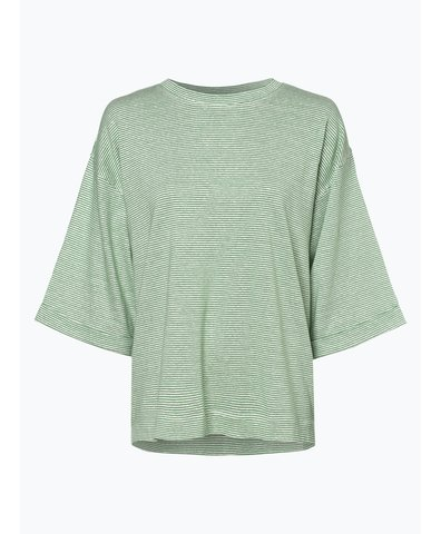 Damen Shirt mit Leinen-Anteil