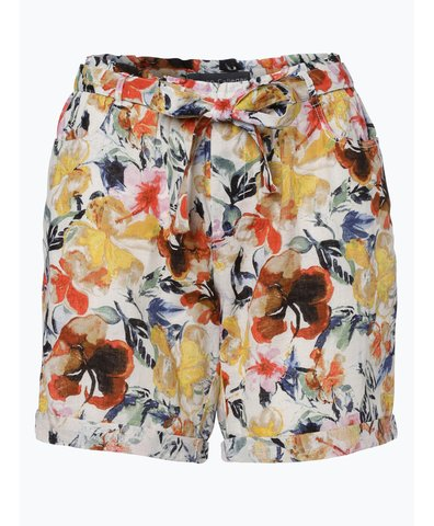 Damen Shorts aus Leinen