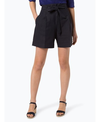 Damen Shorts mit Leinen-Anteil - Carolina