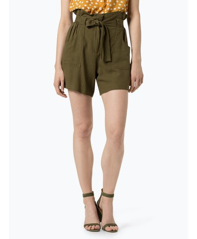 Damen Shorts mit Leinen-Anteil - Visafari