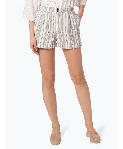 Damen Shorts mit Leinen-Anteil