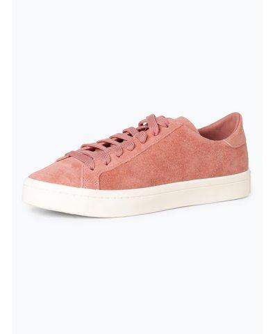 Damen Sneaker aus Leder - Courtvantage W