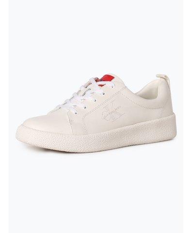 Damen Sneaker aus Leder - Gabri