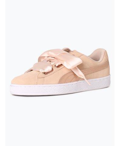 Damen Sneaker aus Leder - Heart LunaLux