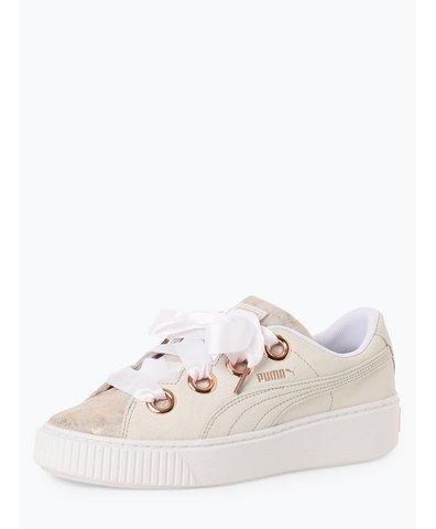 Damen Sneaker aus Leder - Platform Kiss Artica