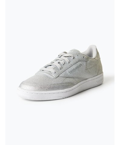 Damen Sneaker in Leder-Optik