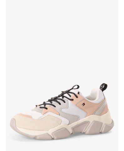 Damen Sneaker mit Leder-Anteil - Cosy Chunky