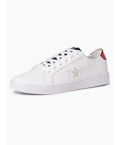 Damen Sneaker mit Leder-Anteil - Star Metallic