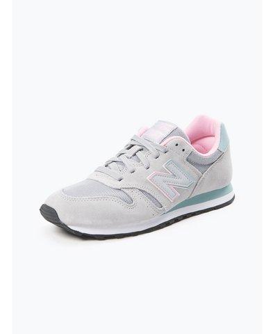 Damen Sneaker mit Leder-Anteil