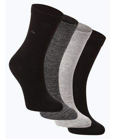 Damen Socken im 4er-Pack