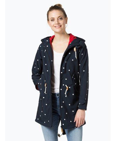 Damen Softshelljacke - Island Friese Dots