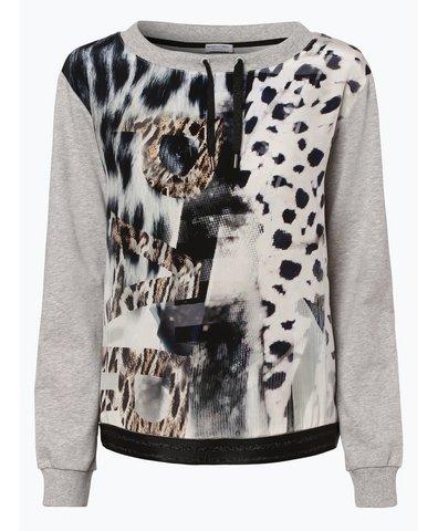 Damen Sweatshirt mit Seiden-Anteil