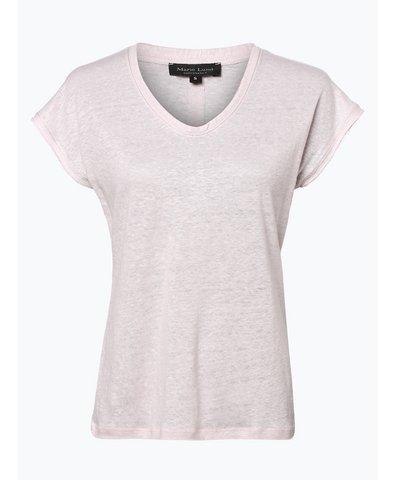 Damen T-Shirt aus Leinen