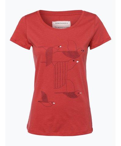Damen T-Shirt - Mari Birds Stacked