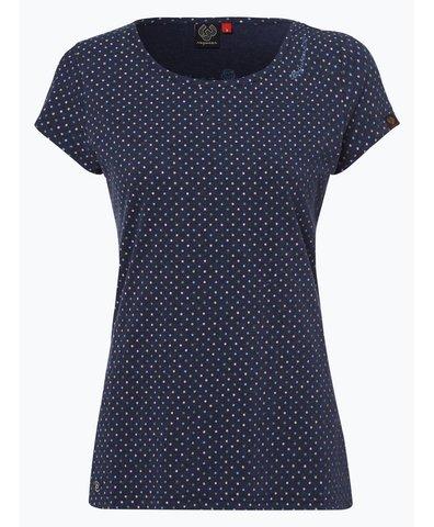 Damen T-Shirt - Mint Dots