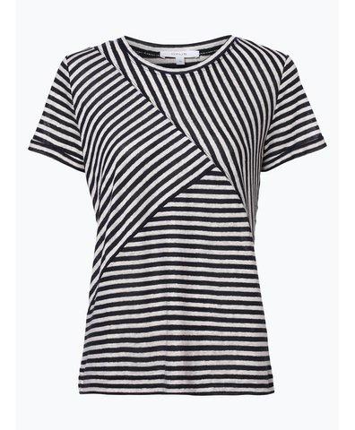 Damen T-Shirt mit Leinen-Anteil - Sesta