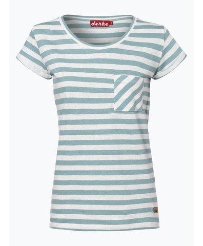 Damen T-Shirt mit Leinen-Anteil - Vivien
