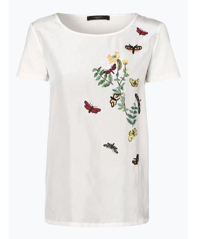 Damen T-Shirt mit Seiden-Anteil - Moda