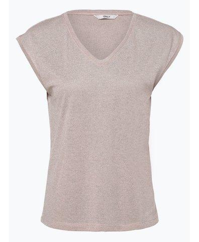 Damen T-Shirt - Onlsilvery