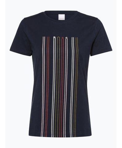 Damen T-Shirt - Teblurred