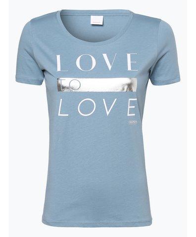 Damen T-Shirt - Teslogan
