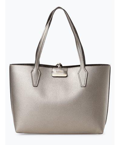 Damen Wende-Shopper mit Handtasche