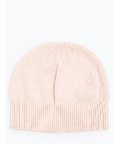 Damska czapka z czystego kaszmiru